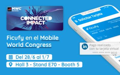 Ficufy, participante de la nueva edición del Mobile World Congress 2021