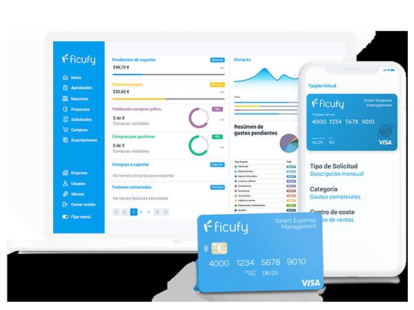 Ficufy moderniza el proceso de gestión de compras de empresa