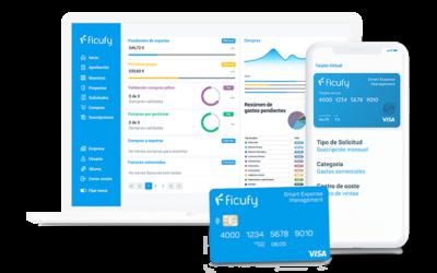 Ficufy: la solución cloud para gestionar y pagar tus compras de empresa